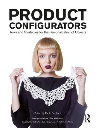Product Configurators: Tools and Strategies for the Personalization of Objects (Paperback) book cover