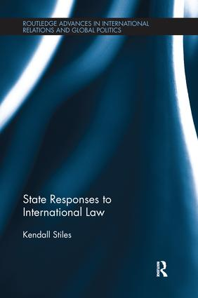 State Responses to International Law book cover
