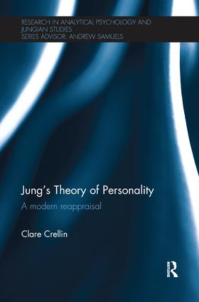 Jung's Theory of Personality: A modern reappraisal book cover