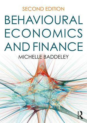 Behavioural Economics and Finance book cover