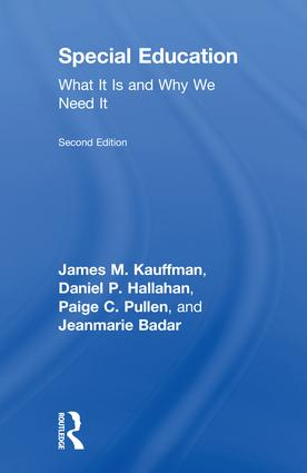 Special Education: What It Is and Why We Need It book cover