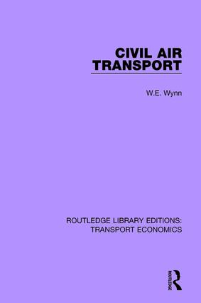 Civil Air Transport: 1st Edition (Paperback) book cover
