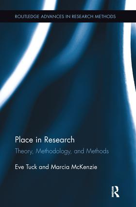 Place in Research: Theory, Methodology, and Methods, 1st Edition (Paperback) book cover