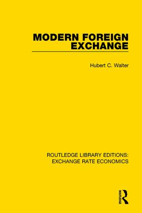 Modern Foreign Exchange book cover