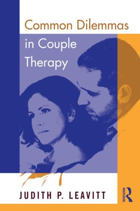 Common Dilemmas in Couple Therapy (Paperback) book cover