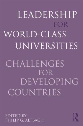 Leadership for World-Class Universities