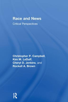Newsroom Diversity and Representations of Race