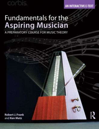 Fundamentals for the Aspiring Musician: A Preparatory Course for Music Theory (Paperback) book cover