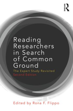 Reading Researchers in Search of Common Ground: The Expert Study Revisited, 2nd Edition (Paperback) book cover