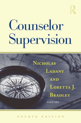 Counselor Supervision: 4th Edition (Hardback) book cover