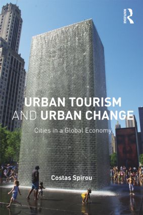 Urban Tourism and Urban Change: Cities in a Global Economy (Paperback) book cover