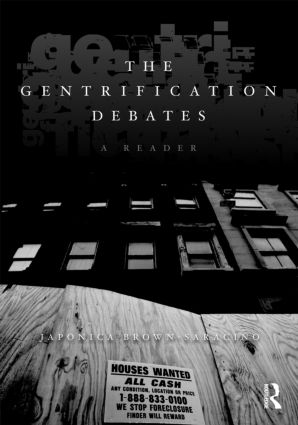 The Gentrification Debates: A Reader (Paperback) book cover