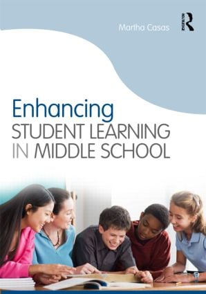 Enhancing Student Learning in Middle School (Paperback) book cover