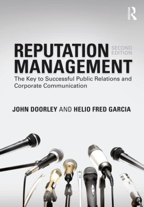 Reputation Management: The Key to Successful Public Relations and Corporate Communication, 2nd Edition (Paperback) book cover
