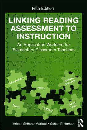 Linking Reading Assessment to Instruction: An Application Worktext for Elementary Classroom Teachers, 5th Edition (Paperback) book cover