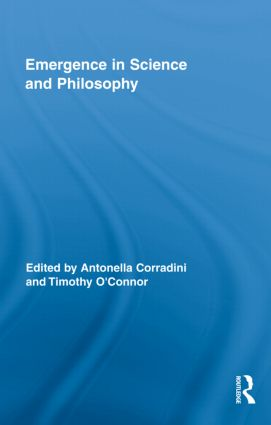 Emergence in Science and Philosophy (Hardback) book cover