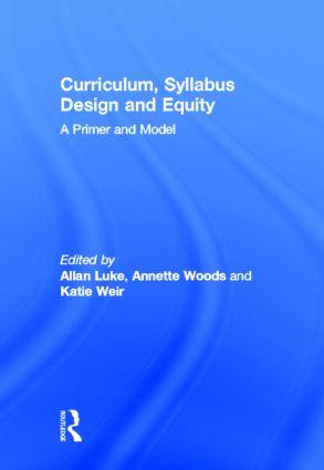 Curriculum, Syllabus Design and Equity