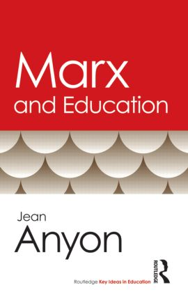 Marx and Education (Paperback) book cover