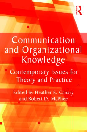 Communication and Organizational Knowledge