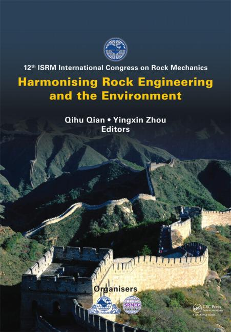 Harmonising Rock Engineering and the Environment (Pack - Book and CD) book cover