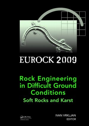 Rock Engineering in Difficult Ground Conditions - Soft Rocks and Karst: 1st Edition (Hardback) book cover