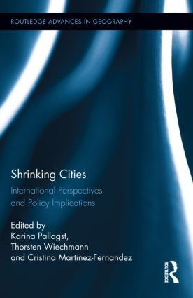 Shrinking Cities: International Perspectives and Policy Implications book cover