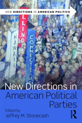 New Directions in American Political Parties (Paperback) book cover