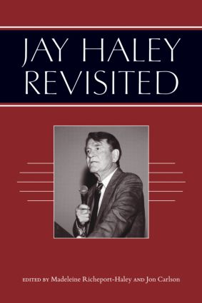 Jay Haley Revisited (Paperback) book cover