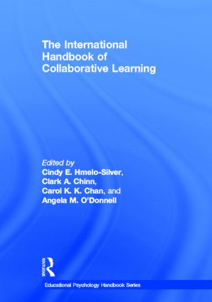 The International Handbook of Collaborative Learning (Hardback) book cover