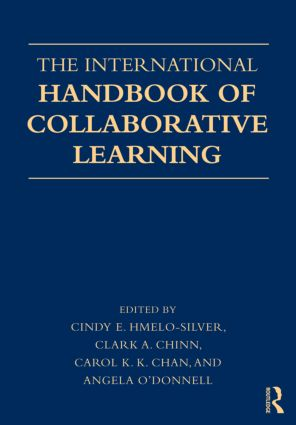The International Handbook of Collaborative Learning (Paperback) book cover