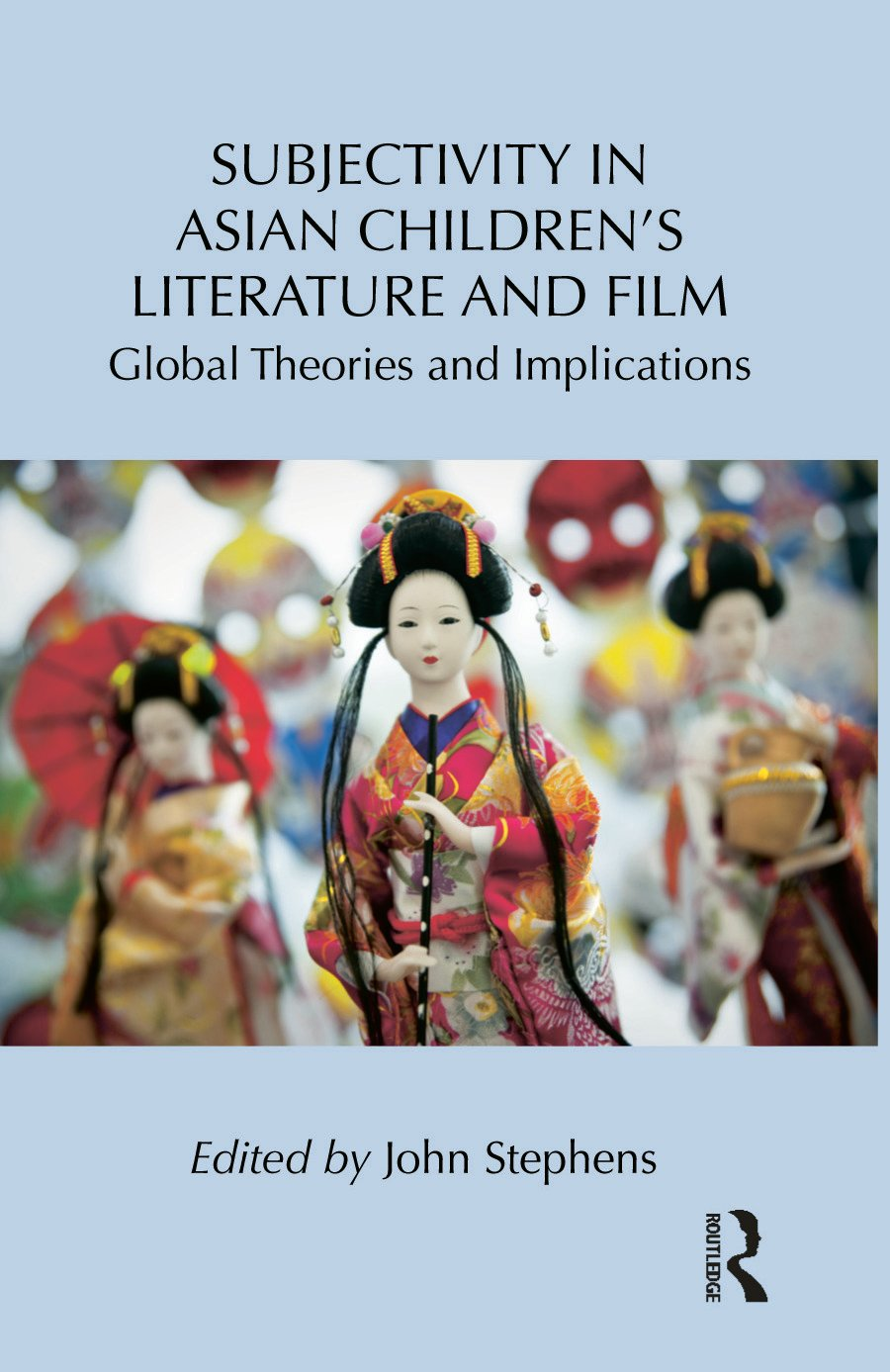 Subjectivity in Asian Children's Literature and Film: Global Theories and Implications (Hardback) book cover