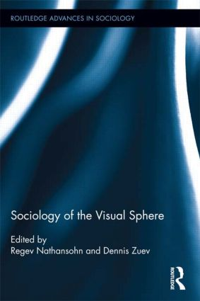 Sociology of the Visual Sphere (Hardback) book cover