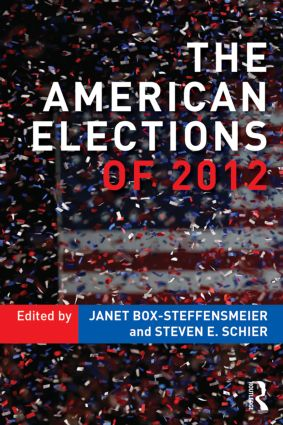 The American Elections of 2012 (Paperback) book cover