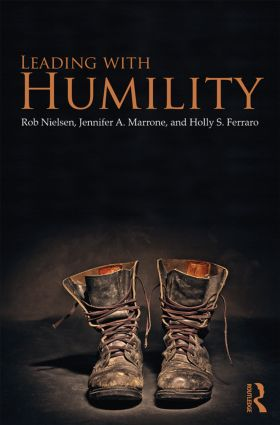Leading with Humility: 1st Edition (Paperback) book cover