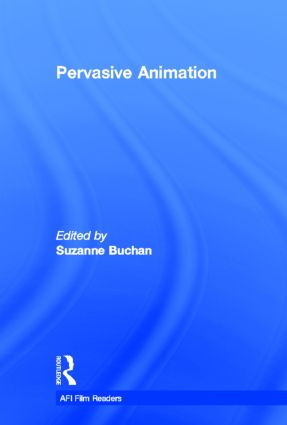 Pervasive Animation book cover