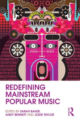 Redefining Mainstream Popular Music (Paperback) book cover
