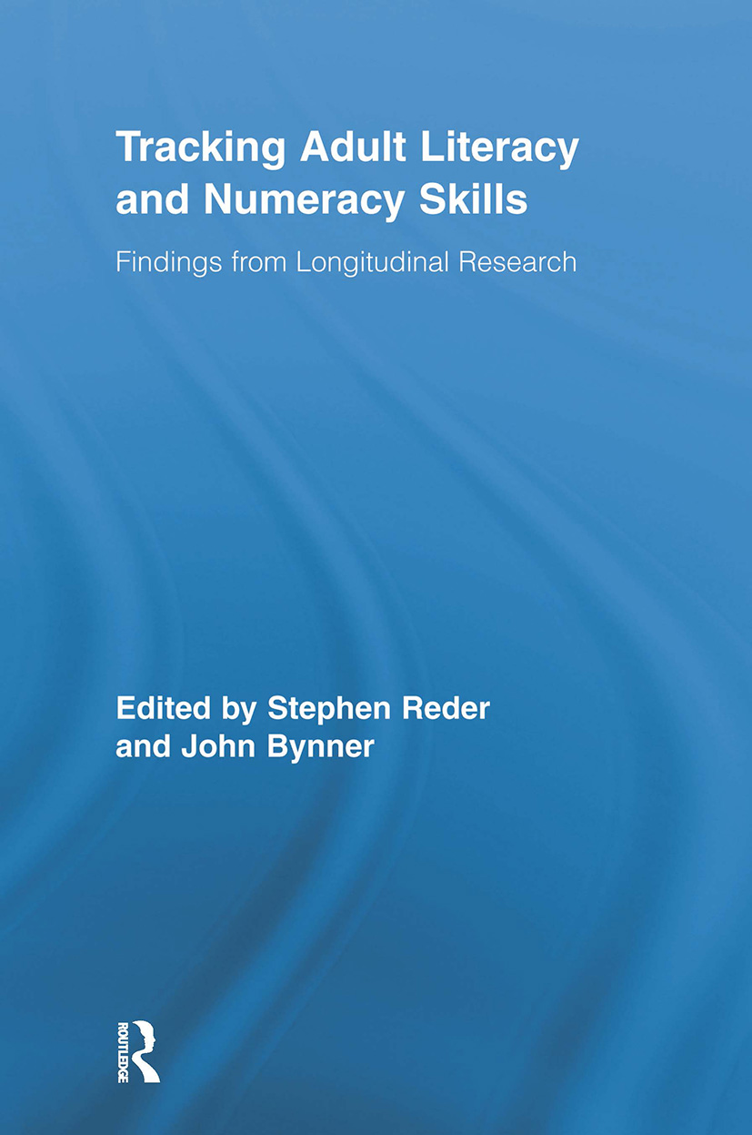 Tracking Adult Literacy and Numeracy Skills: Findings from Longitudinal Research (Paperback) book cover
