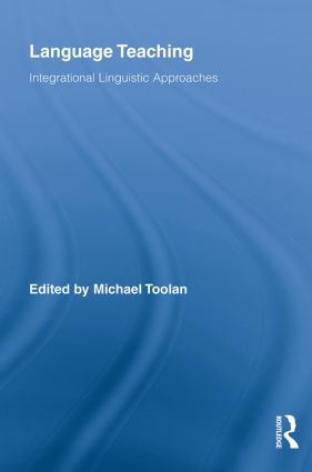 Language Teaching: Integrational Linguistic Approaches (Paperback) book cover