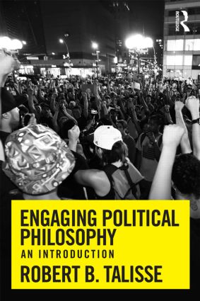 Engaging Political Philosophy: An Introduction, 1st Edition (Paperback) book cover