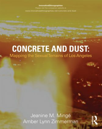Concrete and Dust: Mapping the Sexual Terrains of Los Angeles (Paperback) book cover