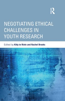 Negotiating Ethical Challenges in Youth Research: 1st Edition (Hardback) book cover