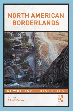 North American Borderlands (Paperback) book cover