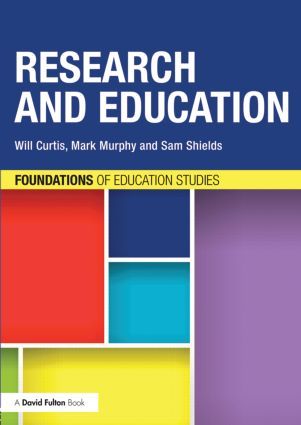 Research and Education book cover
