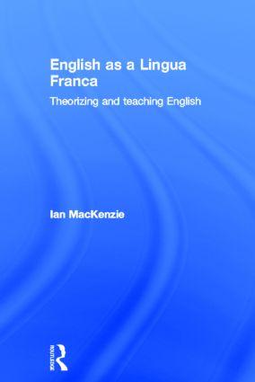 English, as a Lingua Franca
