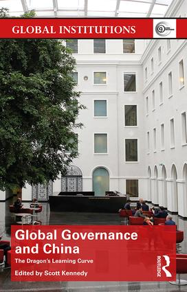 Global Governance and China: The Dragon's Learning Curve book cover