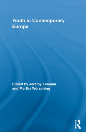 Youth in Contemporary Europe (Paperback) book cover