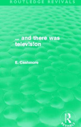 And There Was Television (e-Book) book cover