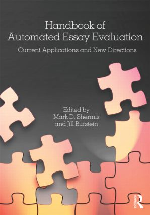 Handbook of Automated Essay Evaluation: Current Applications and New Directions book cover