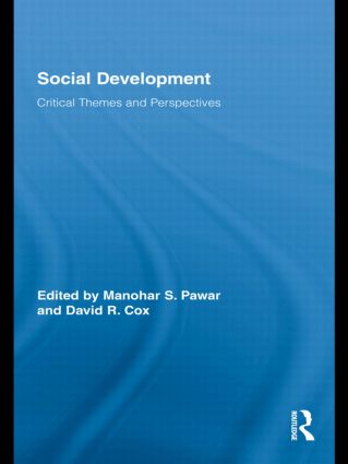 Social Development: Critical Themes and Perspectives (Paperback) book cover