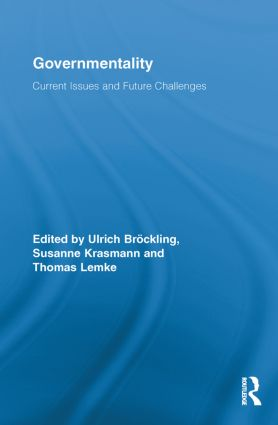 Governmentality: Current Issues and Future Challenges (Paperback) book cover